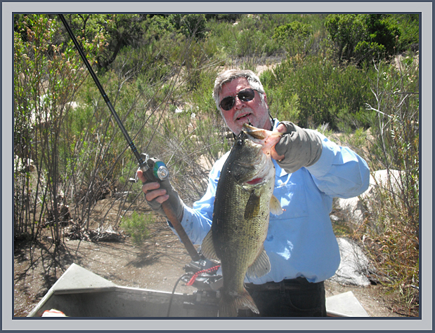 San diego fishing forums view topic non giant pic of for Otay lakes fishing