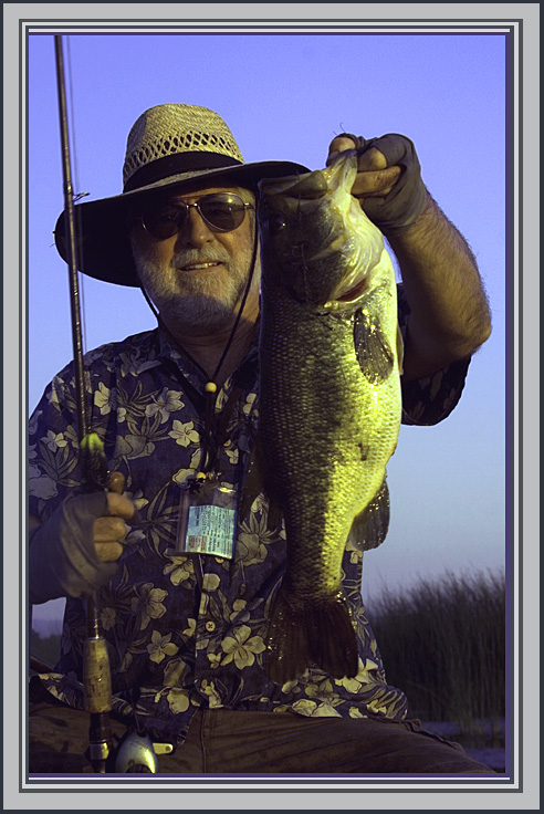 Seewald 39 s bass fishing tips in southern california and for Freshwater fishing in southern california