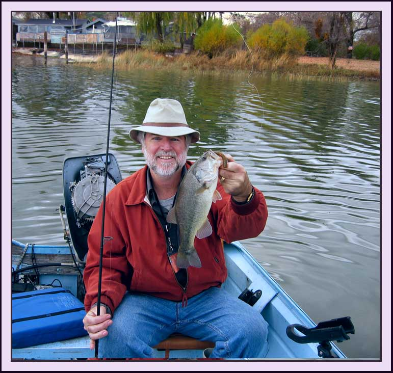 2004 fishing reports for Clear lake fishing report