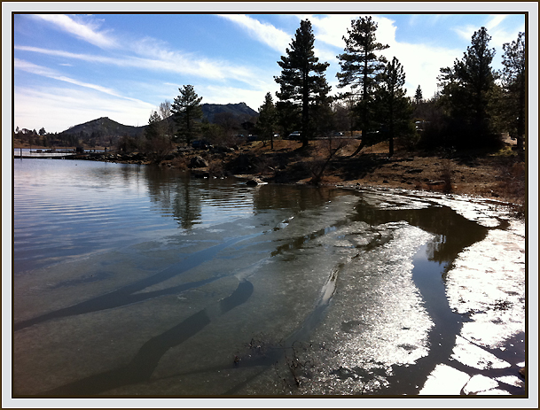 2011 july dec reports for Lake cuyamaca fishing