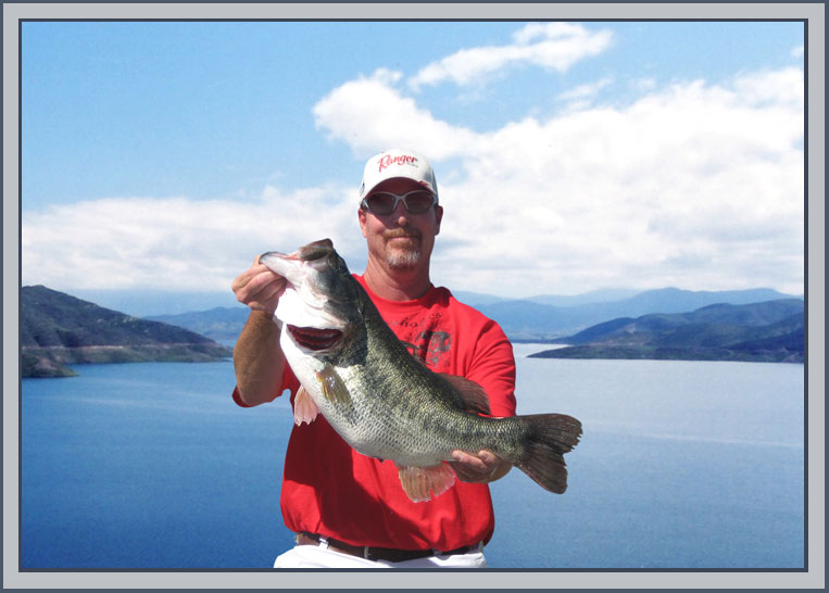 Diamond valley lake opening day stories by michael and for Lake mathews fishing