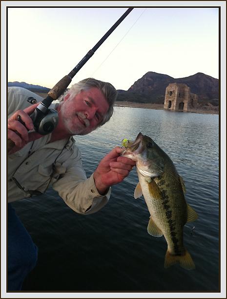 2012 fish reports jan june by michael seewald aka otay for Otay lakes fishing