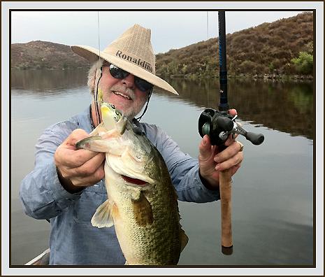 2012 fishing reports july dec for Lake skinner fishing report