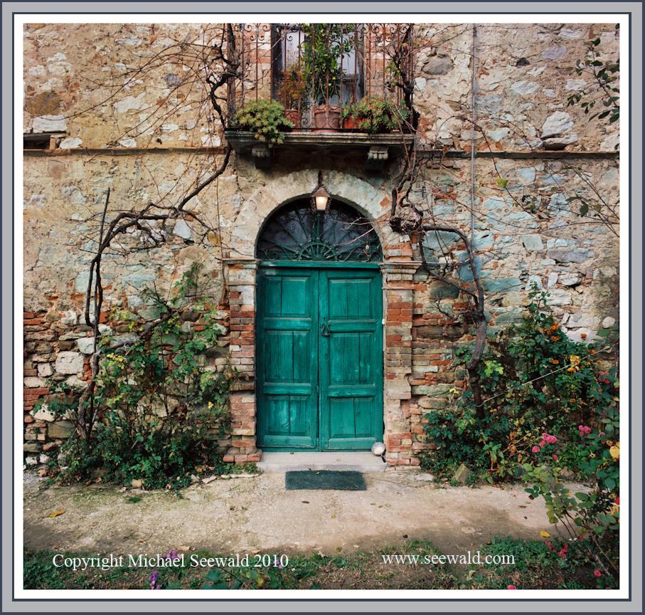19./20 U0027Stitchedu0027 Landscape, Abruzzo, Italy