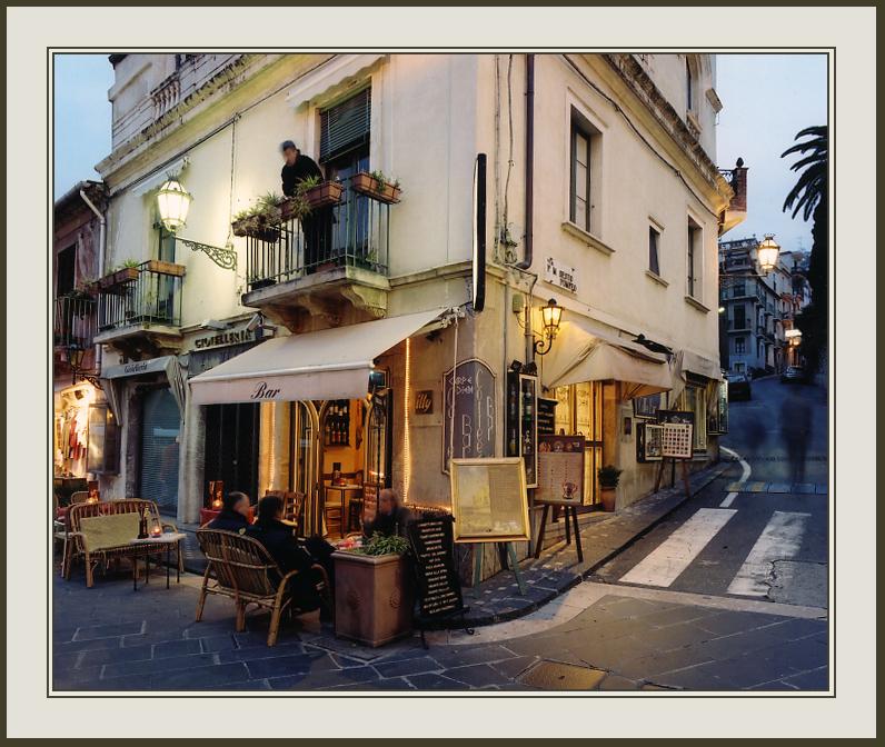 Italian Cafe San Diego